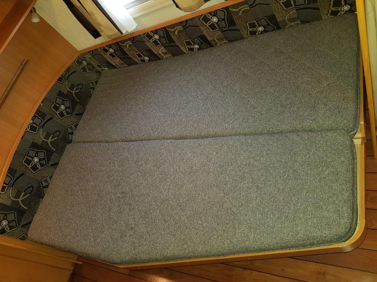 Nye madrasser i 50kg/m3 kaldskum